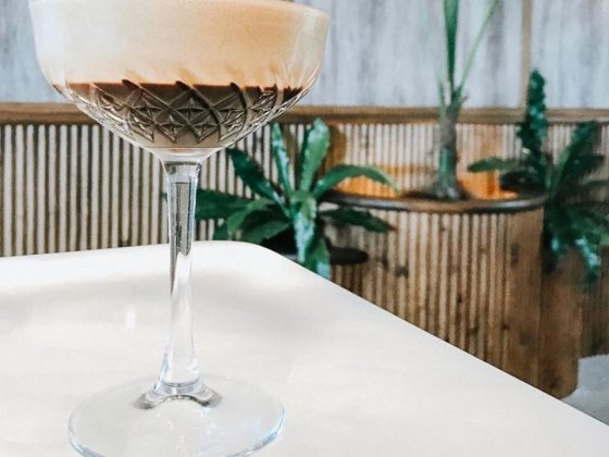 Expresso Martini - Beef and Beach Byron Bay