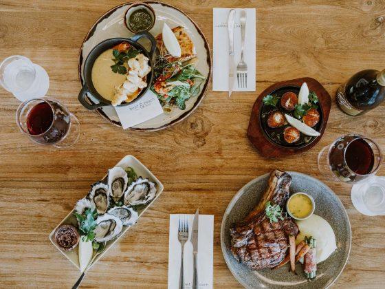 Steakhouse & Seafood Byron Bay